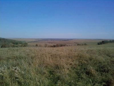 View of the Tallgrass Prairie Preserve image. Click for full size.