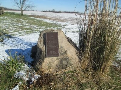 Headwaters of the Auglaize River Marker image. Click for full size.