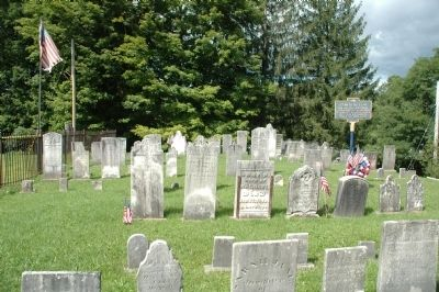 Old Hagaman Cemetery image. Click for full size.