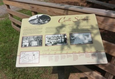 Corolla Schoolhouse Marker image. Click for full size.