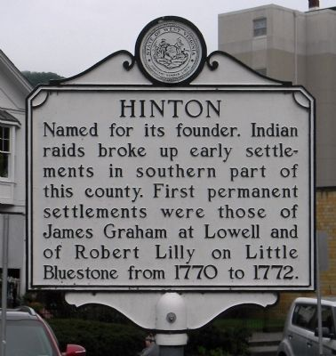 Hinton Marker image. Click for full size.