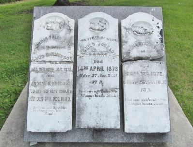 Grave Markers image. Click for full size.