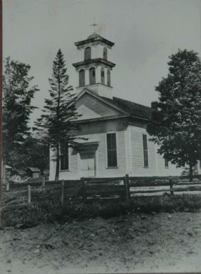 Batchellerville Presbyterian Church image. Click for full size.
