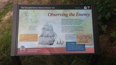 Observing the Enemy Marker image. Click for full size.