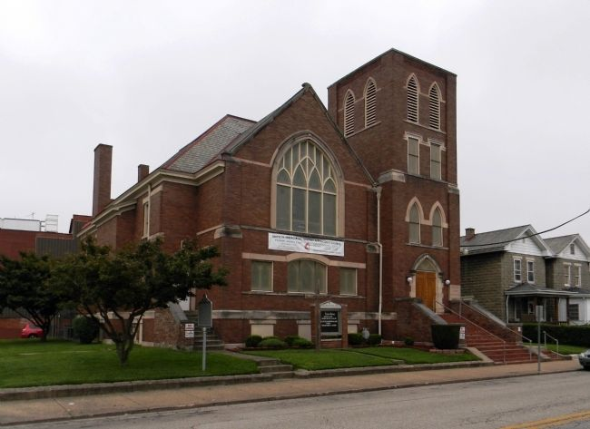 Simpson Memorial Methodist Episcopal Church image. Click for full size.