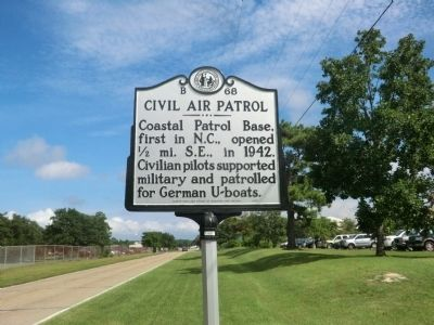 Civil Air Patrol Marker image. Click for full size.