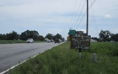 US 460 (facing east) image. Click for full size.