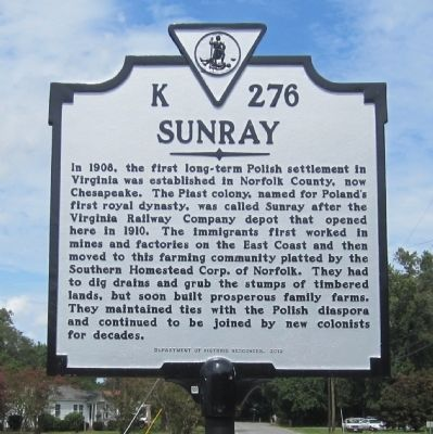 Sunray Marker image. Click for full size.