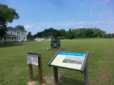 Fort Compher Battlefield image. Click for full size.