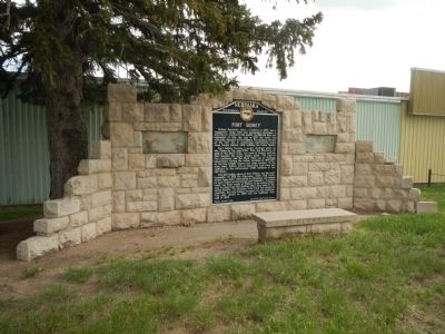 Fort Sidney Marker image, Touch for more information