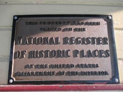 Johnstown Inclined Plane National Register of Historic Places Plaque image. Click for full size.