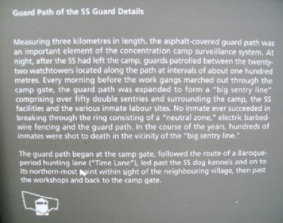 Guard Path of the SS Guard Detail Marker Detail image. Click for full size.