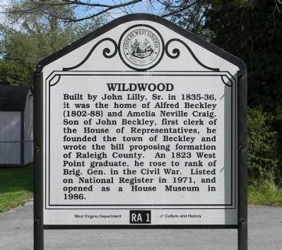 Wildwood Marker image. Click for full size.