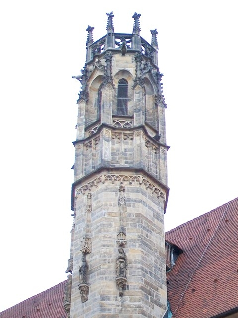 Augustinian Monastery Church Tower