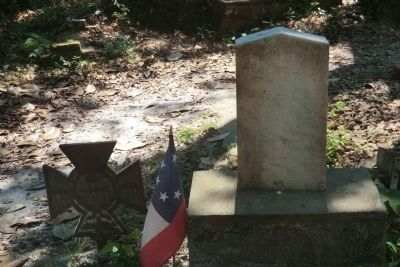 Old Burying Ground-Capt. James L. Manney CSA image. Click for full size.