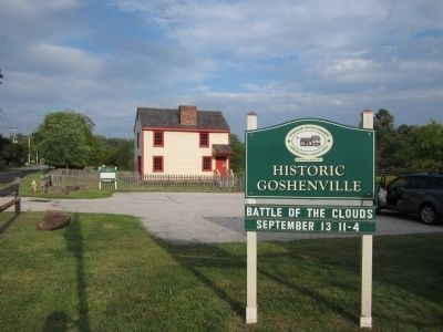 Historic Goshenville image. Click for full size.