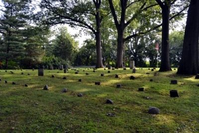 Quaker Cemetery image. Click for full size.