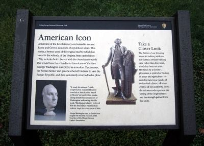American Icon Marker image. Click for full size.
