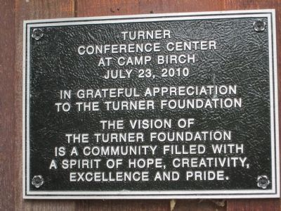 Turner plaque image. Click for full size.
