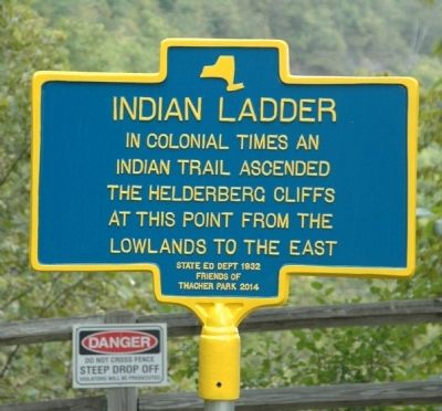 Indian Ladder Marker image. Click for full size.