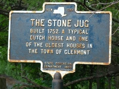 The Stone Jug Marker image. Click for full size.
