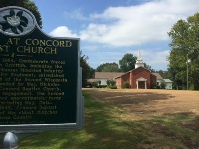 Concord Baptist Church image. Click for full size.