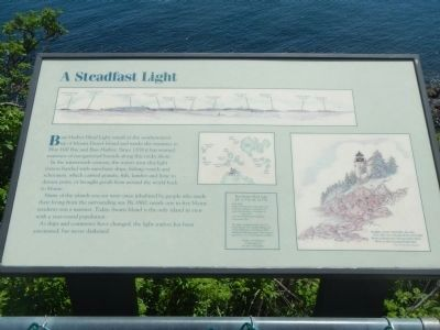 A Steadfast Light Marker image. Click for full size.
