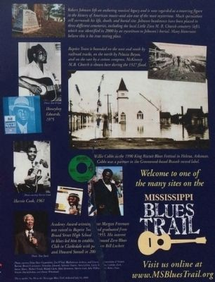 Baptist Town Marker photos image. Click for full size.