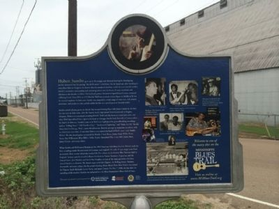 Hubert Sumlin Marker (Rear) image. Click for full size.