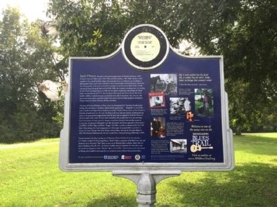 Jack Owens Marker (Rear) image. Click for full size.