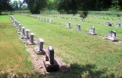 The Haskell Cemetery image. Click for full size.