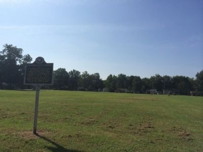 Freedom School Bombing Site image. Click for full size.