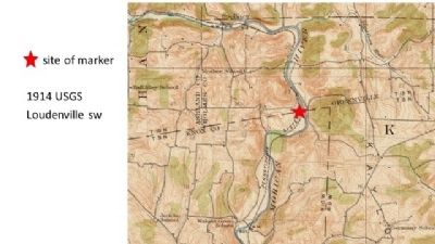 Map of Marker Area image. Click for full size.