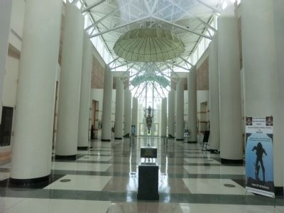 Airborne and Special Operations Museum-inside the main entrance image. Click for full size.