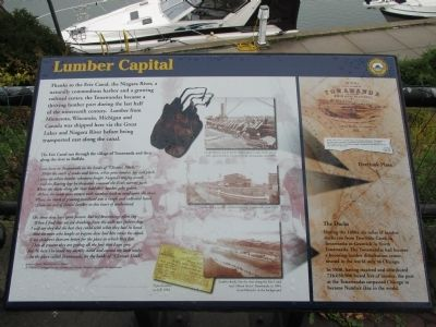 Lumber Capital Marker image. Click for full size.