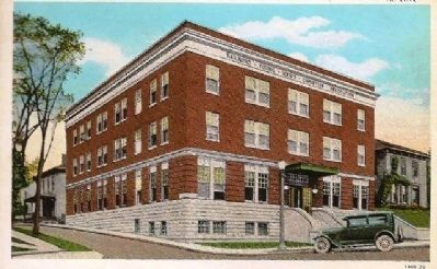 Railroad YMCA image. Click for full size.