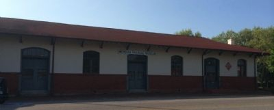 Meridian Train Depot image. Click for full size.
