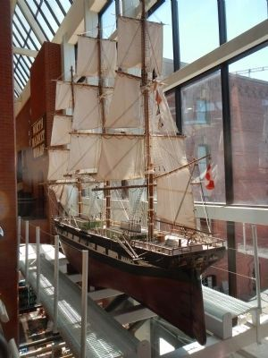 Model of the <i>Marco Polo</i> image. Click for full size.