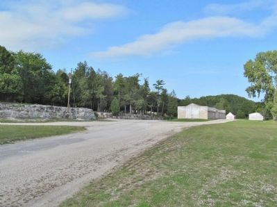 Kewaunee County Lime Kilns Site image. Click for full size.