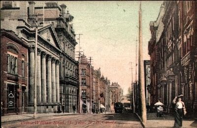 Prince William Street image. Click for full size.