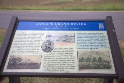 Banks's Grand Review Marker image. Click for full size.