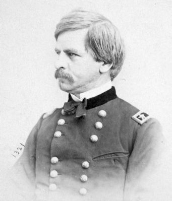 Union General Nathaniel P. Banks (1816–1894) image. Click for full size.