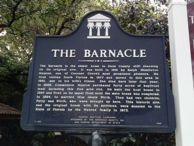 The Barnacle Marker image. Click for full size.