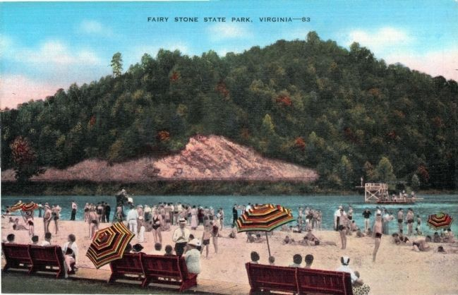 Fairy Stone State Park, Virginia—83 image. Click for full size.