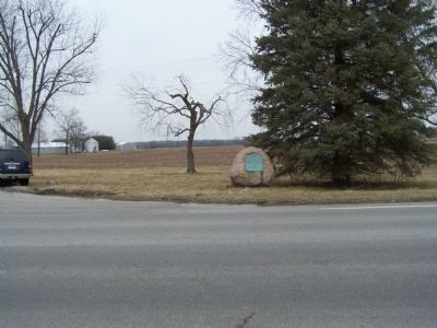 Old Indian Trail Marker site image. Click for full size.
