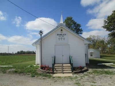 Rumley Baptist Church image. Click for full size.