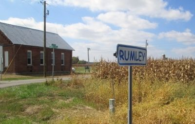 Rumley City Limits image. Click for full size.