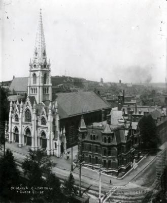 St. Mary's Cathedral image. Click for full size.