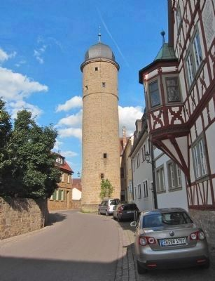 Prison Tower / Weißer Turm Today image. Click for full size.
