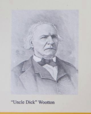 """Uncle Dick"" Wootton image. Click for full size."